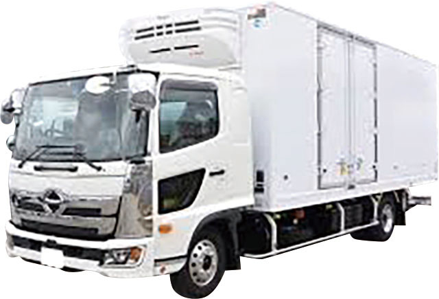 TC-4 冷蔵冷凍トラック パワーゲート付 中型